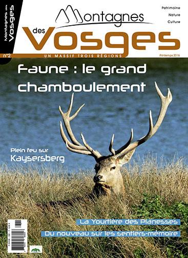 Magazine Montagnes des vosges - Printemps 2016 – N° 2