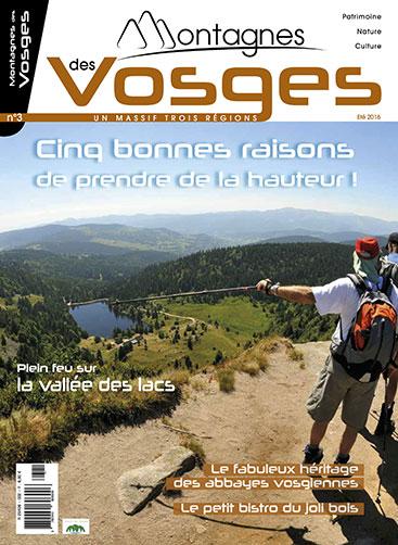 Magazine Montagnes des vosges - Été 2016 – N° 3