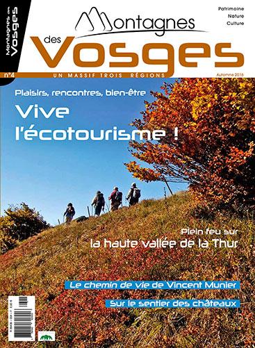 Magazine Montagnes des vosges - Automne 2016 – N° 4