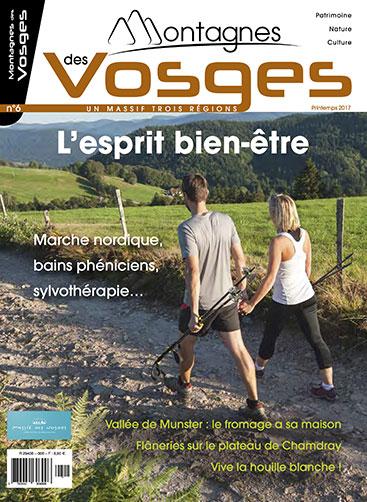 Magazine Montagnes des vosges - Printemps 2017 – N° 6