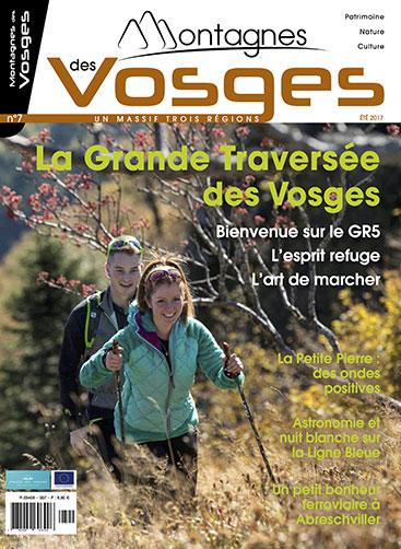 Magazine Montagnes des vosges - Été 2017 – N° 7