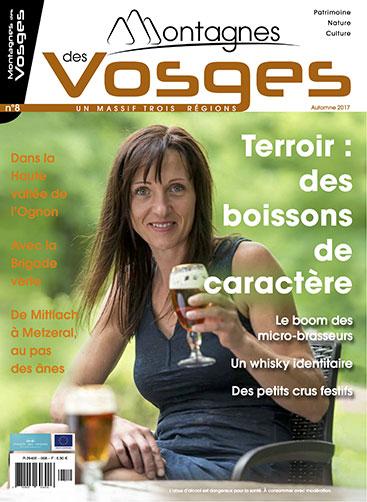 Magazine Montagnes des vosges - Automne 2017 – N° 8