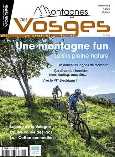 Magazine Montagnes des vosges - Été 2018 – N° 11