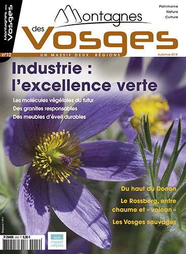 Magazine Montagnes des vosges - Automne 2018 – N° 12