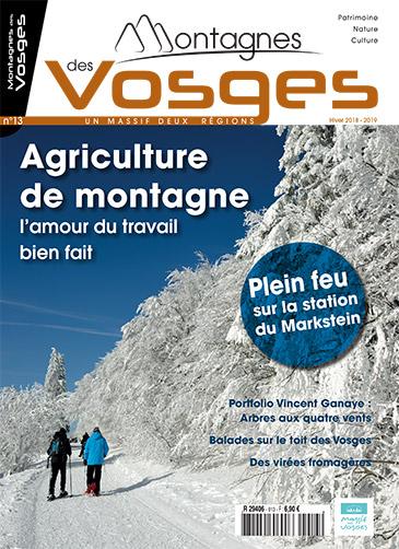 Magazine Montagnes des vosges - Hiver 2018/2019 – N° 13