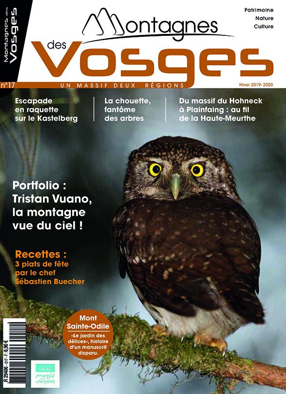 Magazine Montagnes des vosges - Hiver 2019/2020 N° 17